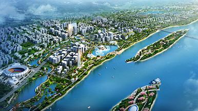 助力区域发展强势崛起 谷川联行加速长沙滨水新城产业布局
