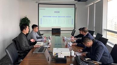 哈尔滨市呼兰区委常委、副区长孙培利一行到访谷川联行